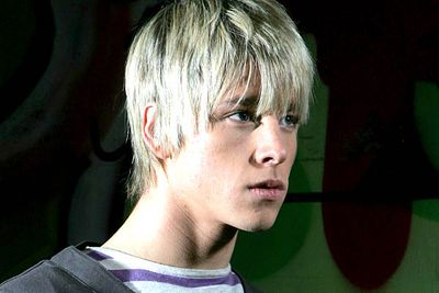 Appearing the first two seasons of the British teen drama <I>Skins</I>, Maxxie Oliver (Mitch Hewer) was popular, a great dancer, and darn pretty.
