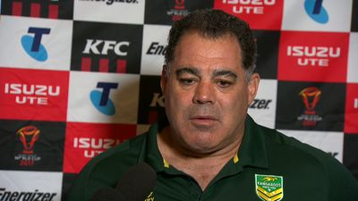 "Aussie coach Mal Meninga annoyed by Kangaroos preparations after ""worst"" training session"