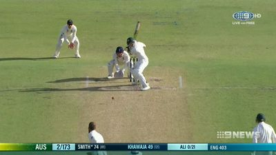 Australia take handy position into Day 3 at the WACA