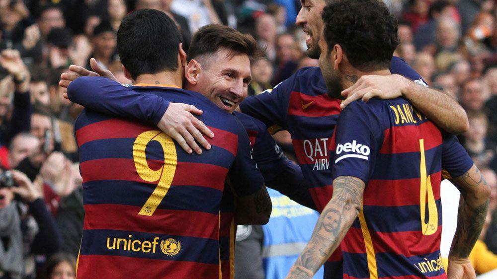 Lionel Messi. (AFP-file)