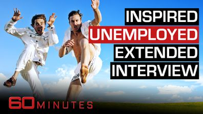 Inspired Unemployed Extended Interview