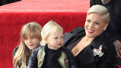 Pink shares daughter's hilarious response to her Hollywood Walk of Fame star