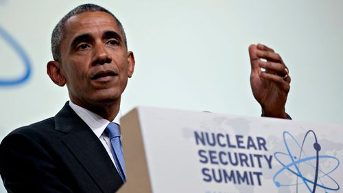 US President Barack Obama warns of potential nuclear terrorism threat from ISIL 'madmen'