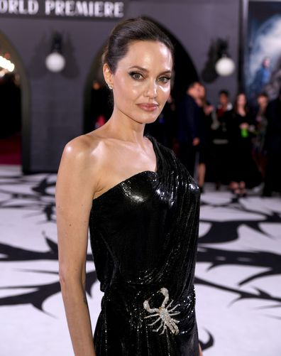 Angelina Jolie, Maleficent: Mistress Of Evil, premiere, red carpet