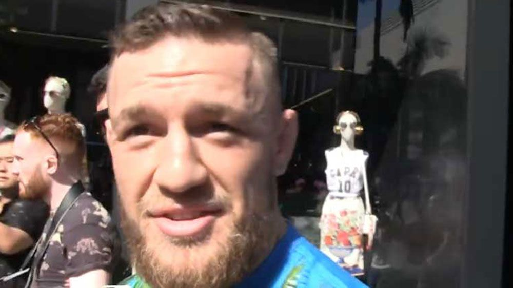 'He should have paid his taxes and stayed retired': McGregor taunts Mayweather over tax bill