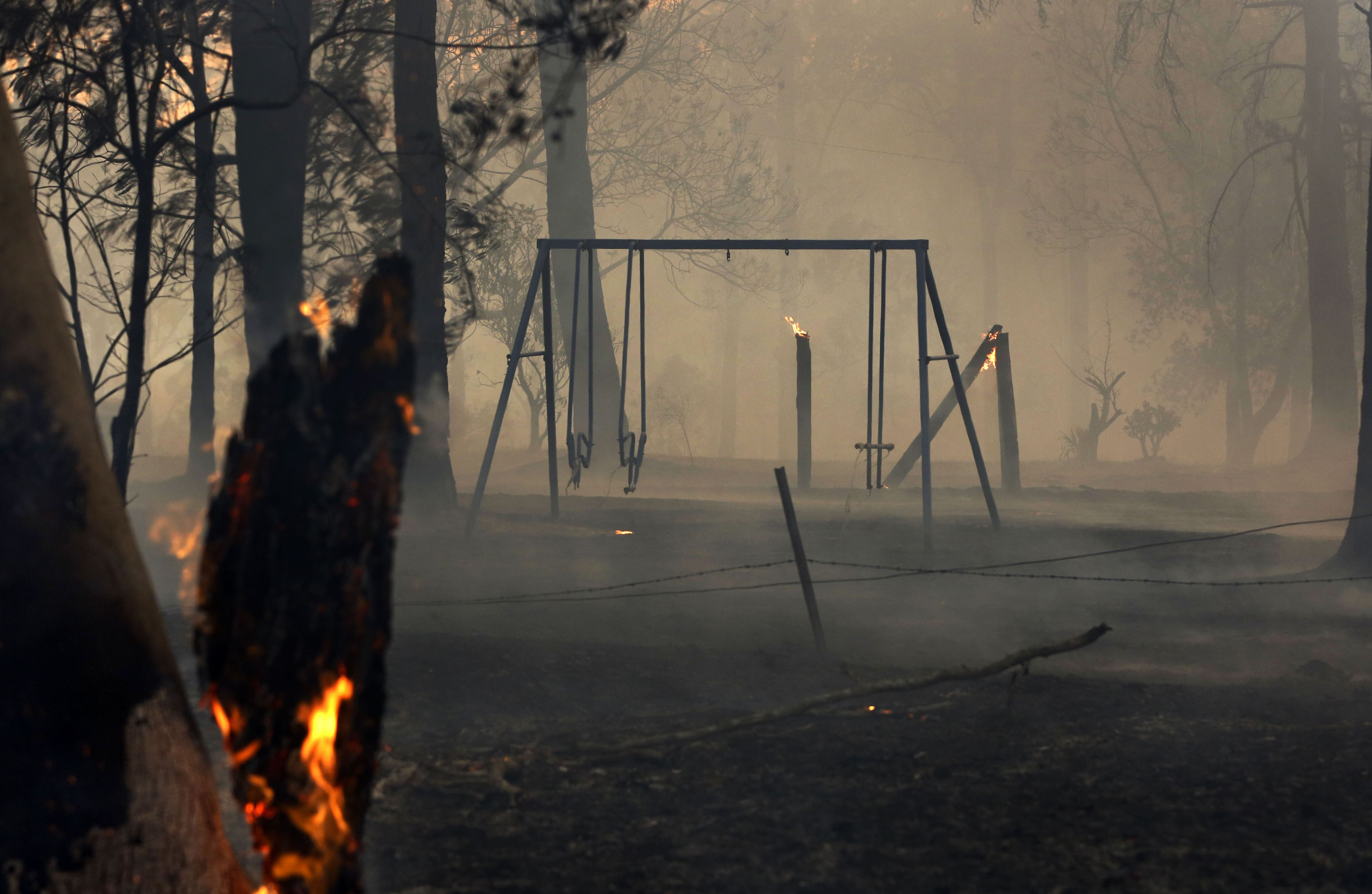 Counting the cost of catastrophic fire day