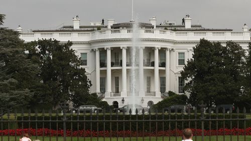 White House trespasser killed at US courthouse after attacking sheriff with a knife
