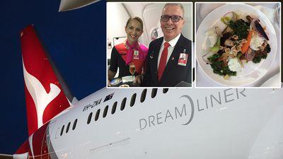 Dreamliner set to arrive home after maiden voyage