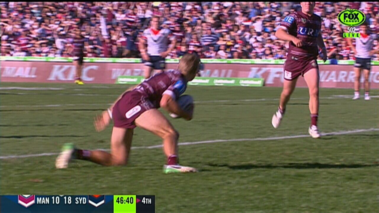 Inside plays pay off for Manly