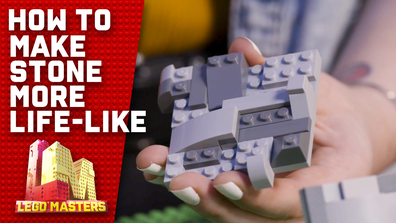 Exclusive: Atlanta and Jeff share their tips on lifelike stone LEGO