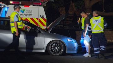Cars searched and seized in crackdown on hoon drivers