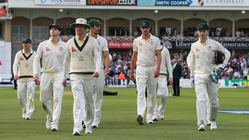 Aussie great Ian Healy says WAGs 'distraction' could be behind Ashes debacle