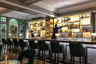 <strong>Best Bar: The Donovan Bar, Brown's Hotel, London</strong>