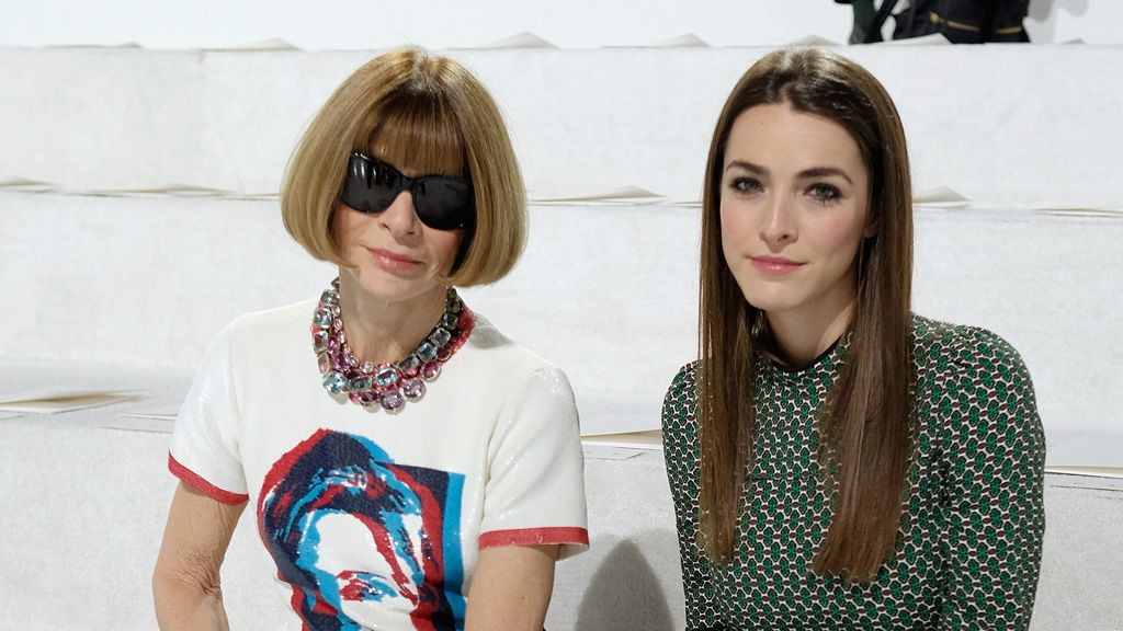 Anna Wintour has a wedding to plan for daughter Bee. Image: Getty.