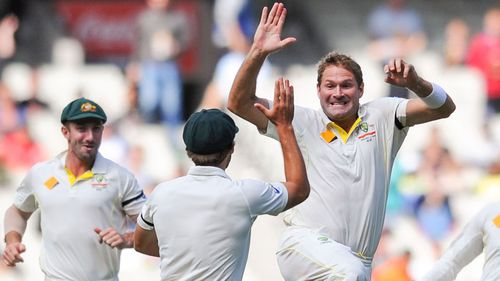 Aussie fast bowler Ryan Harris makes shock retirement announcement on eve of Ashes campaign