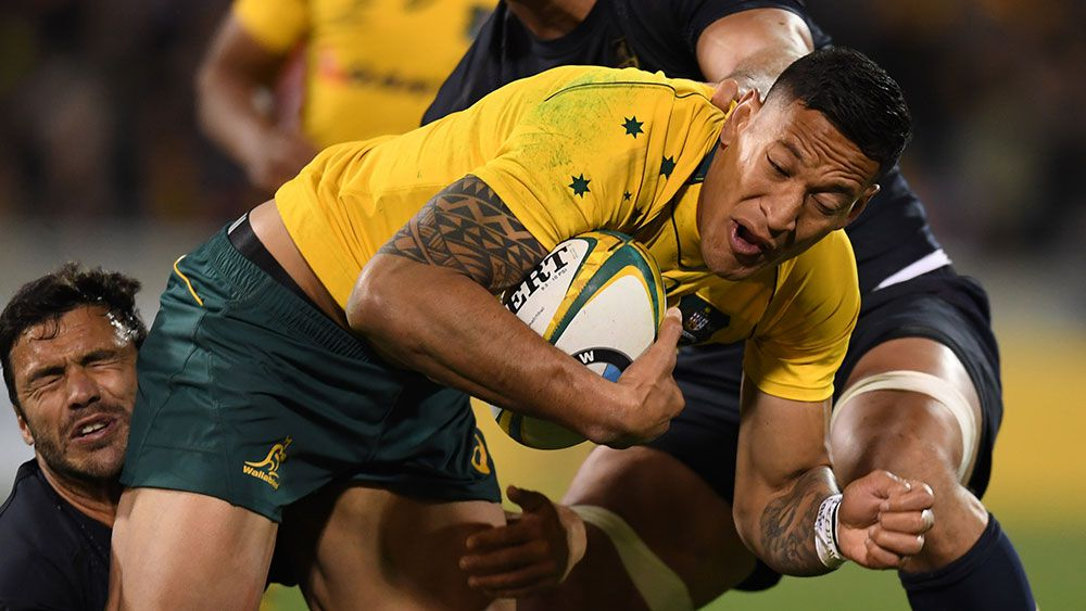 Wallabies claim Rugby Champ win over Pumas