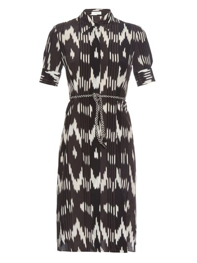 "<a href=""http://www.matchesfashion.com/au/products/Altuzarra-Kieran-ikat-print-silk-dress-1033352"" target=""_blank"">Dress, $1844, Altuzarra at matchesfashion.com</a>"