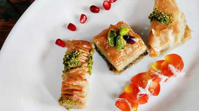 "<a href=""http://kitchen.nine.com.au/2016/08/26/12/13/somer-sivrioglus-gaziantep-style-traditional-pistachio-baklava"" target=""_top"">Somer Sivrioglu's Gaziantep style traditional pistachio baklava</a>"