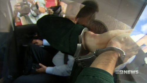 The men claimed the sex was consensual. Picture: 9NEWS