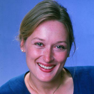 <p>Meryl Streep, 1976</p>