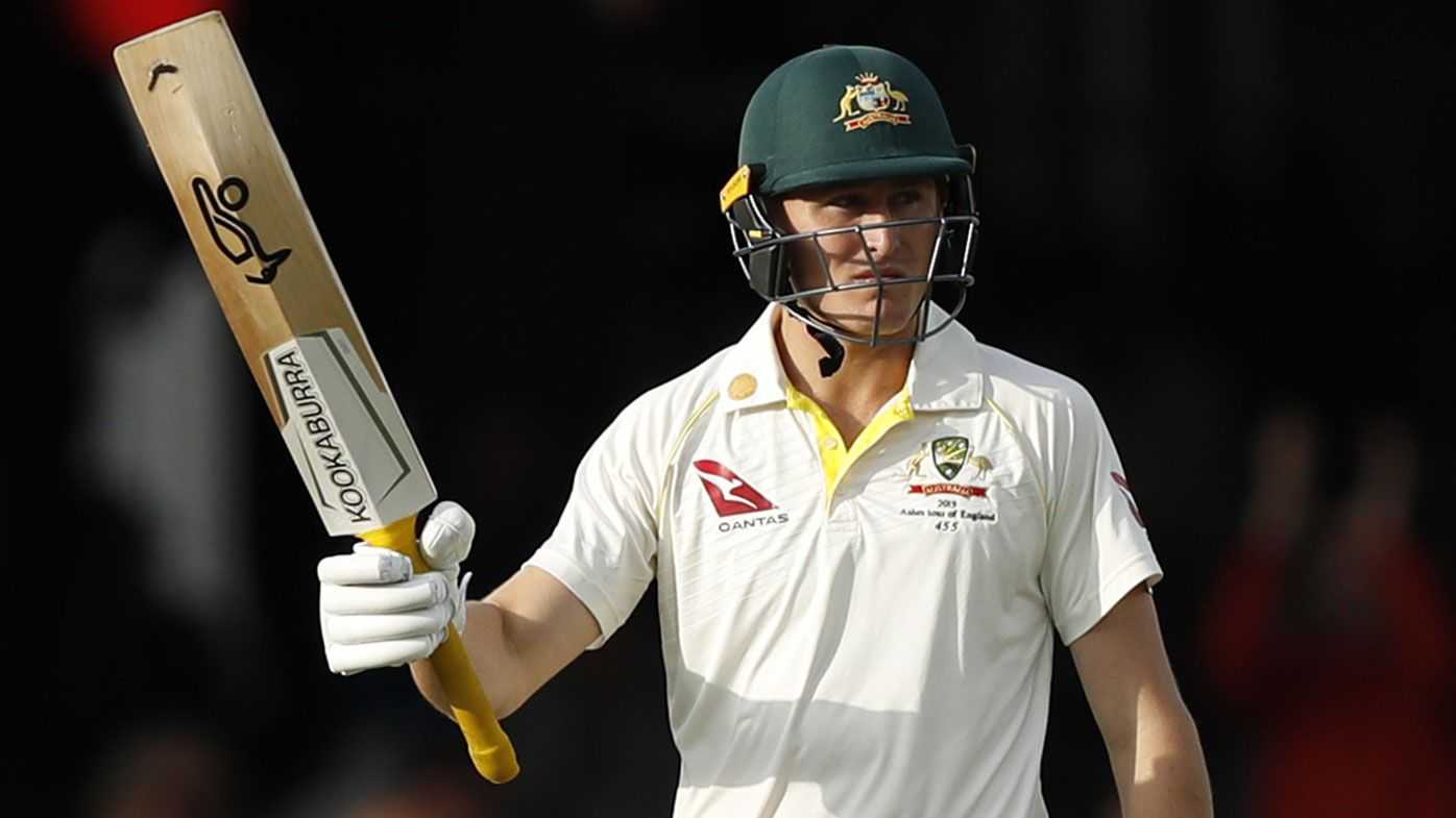 Marnus Labuschagne Test cricket's first concussion substitute, for Steve Smith