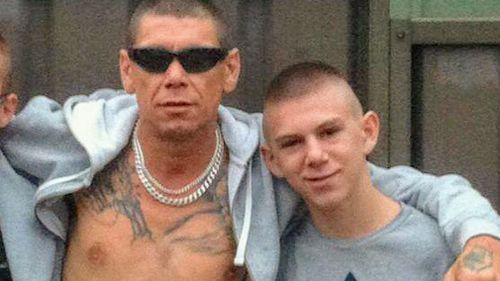 Nathan Frazer (left) has been remembered by family and friends after his stabbing death yesterday. Picture: Facebook