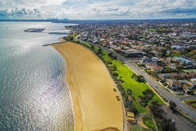 5. St Kilda Beach, Melbourne, VIC