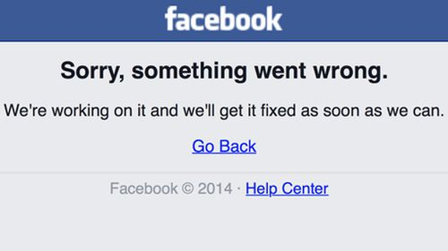 '#FacebookDown': Panic and mockery as social networking site experiences outage