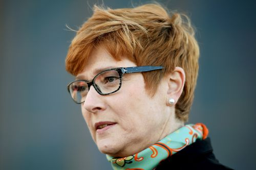 Marise Payne is Australia's new foreign minister. Picture: AAP