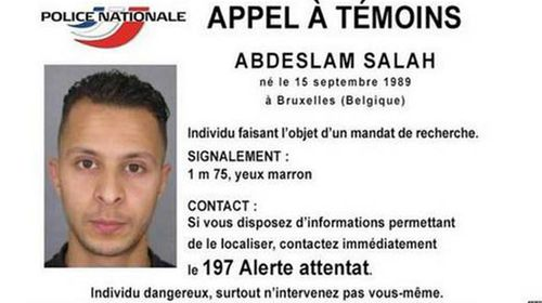 Salah Abdeslam is last known to have been in the Brussels suburb of Molenbeek.