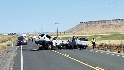Fatal crash kills eight people including five kids in USA