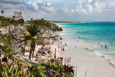 8. Playa Ruinas – Quintana Roo, Mexico