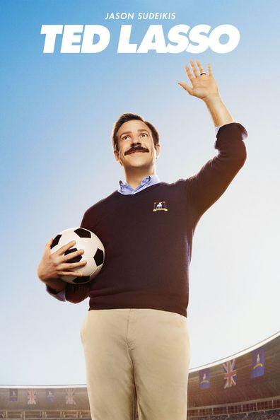 Ted Lasso starring Jason Sudeikis