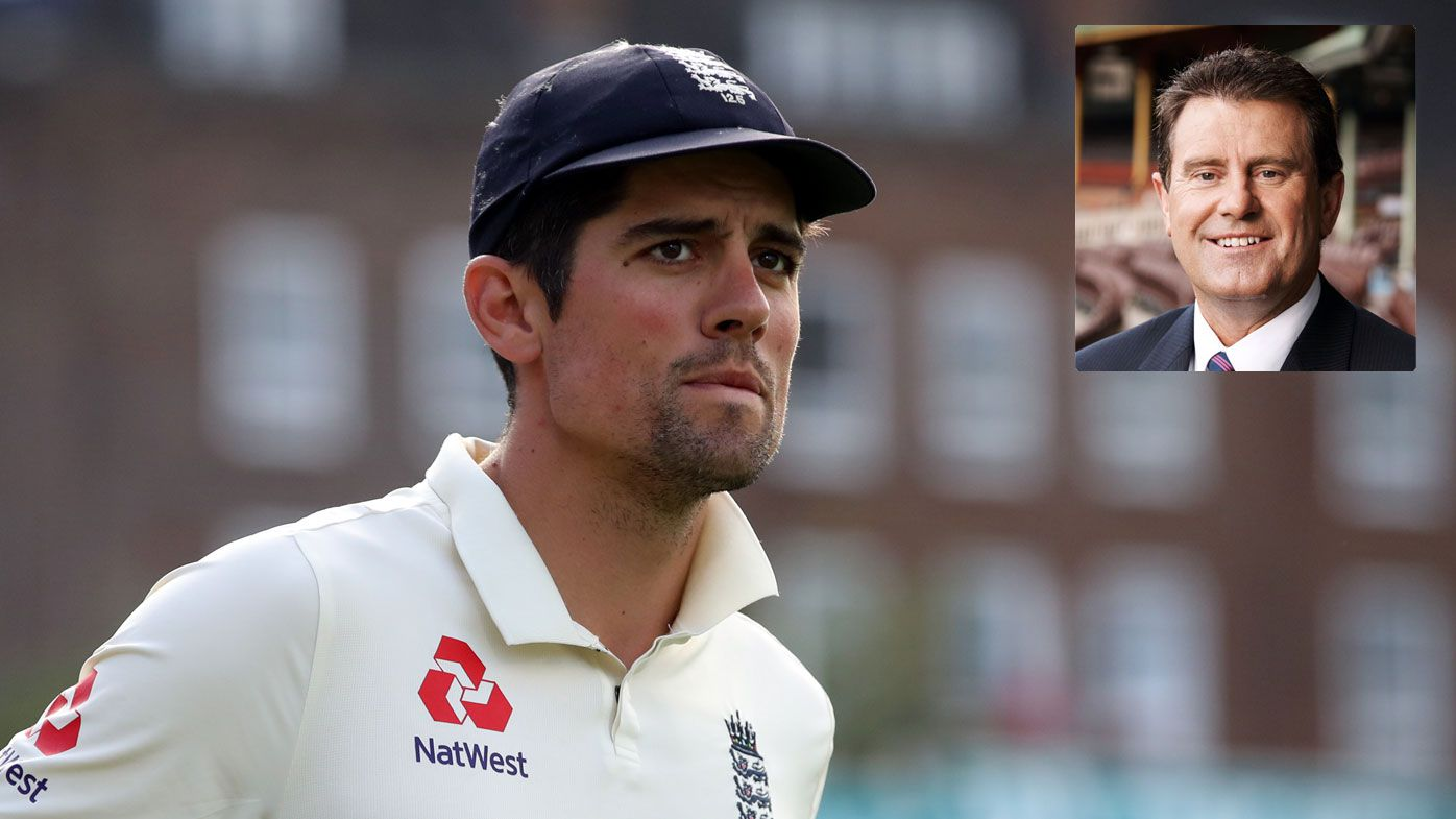 Tubby: The 'black mark' on Cook's record