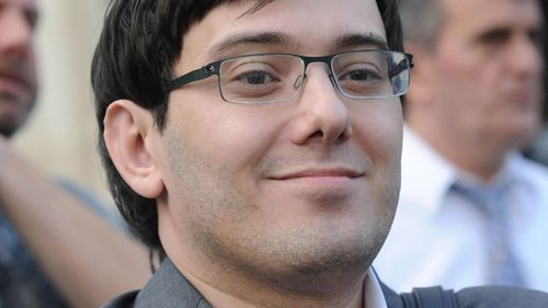 The Brooklyn-born entrepreneur became known as the 'Pharma Bro' in 2015 for buying an anti-parasitic drug, Daraprim, and raising its price by 5000 percent (Supplied).