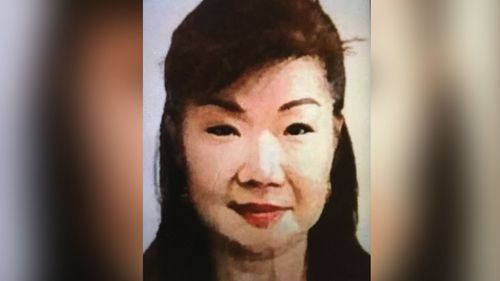 A fisherman who found the body of Annabelle Chen stuffed in a suitcase in Perth's Swan River has testified he saw her foot poking out. (AAP)