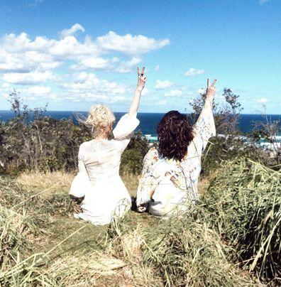 Nicole Kidman and Melissa McCarthy
