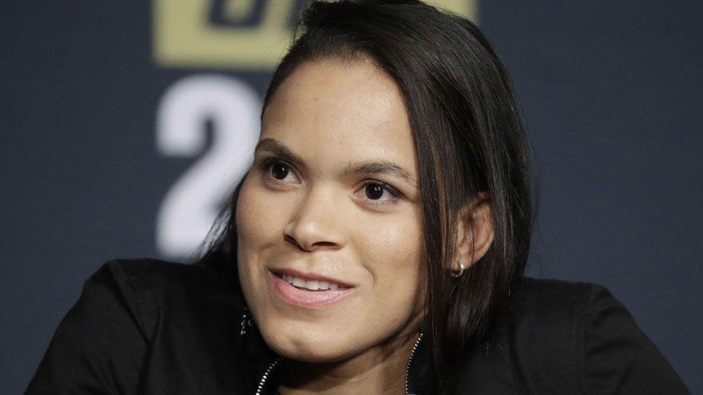 Amanda Nunes (AAP)