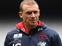 Is Melbourne coach Simon Goodwin on borrowed time? - Full Time