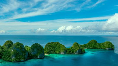 Ditch Bali for Indonesia's lesser known tropical paradise, Raja Ampat