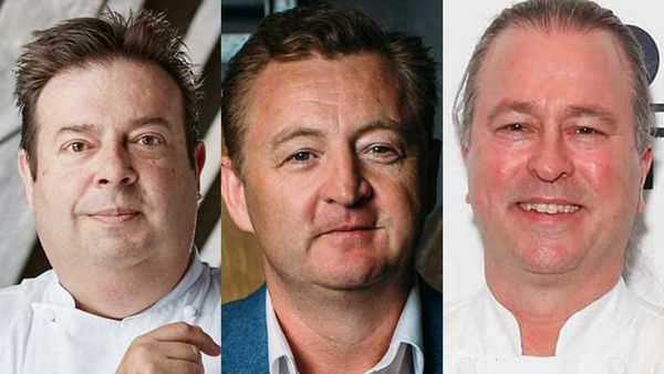 Three chefs talk Christmas - Peter Gilmore, Luke Mangan and Neil Perry