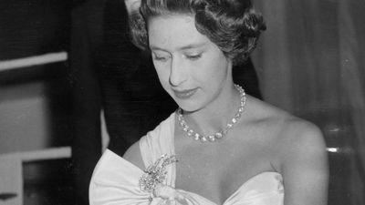 Princess Margaret, 1956