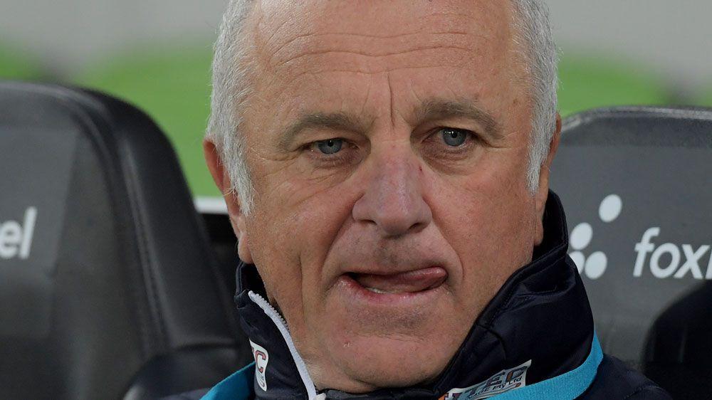 Sydney FC coach Graham Arnold dismisses report of Socceroos offer