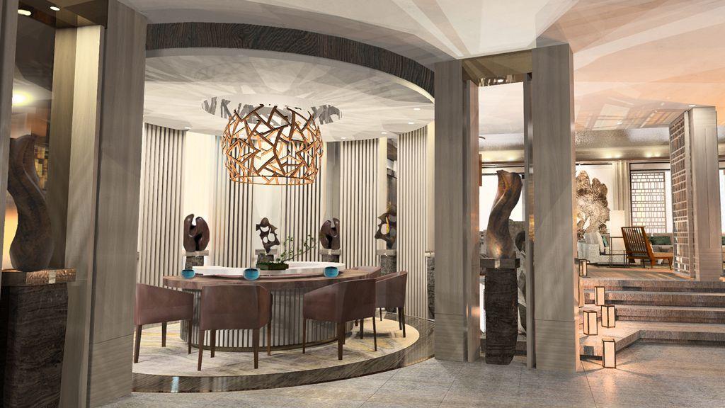 The most extravagant penthouse suites in Las Vegas