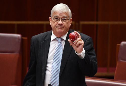 One Nation Senator Brian Burston has vowed to back the government's tax cuts. Picture: AAP
