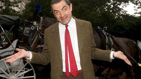 Rowan Atkinson says goodbye to Mr Bean