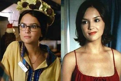Rachel Leigh Cook as the lovable art-freak turned super popular girlfriend of Freddy Prince Jnr. We liked her better before.
