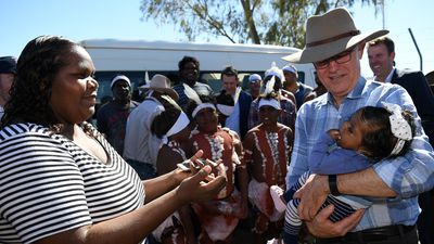 Change coming to Tennant Creek after PM's visit