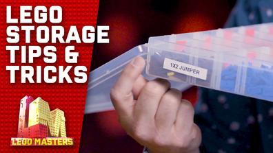 Exclusive: Brickman shares his tips on LEGO storage