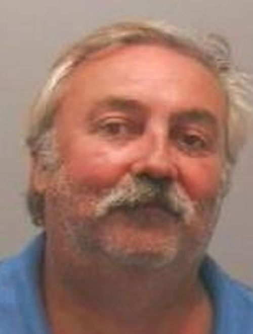 Barry Radford, who was jailed for 12 years at Newcastle Crown Court for a series of grooming offences.
